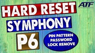 SYMPHONY P6 HARD RESET