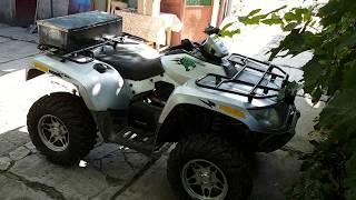 DIY ATV Engine Oil Change