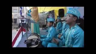 Marawis Jenaka Garut: An Nidzom Tarogong Kaler - YA RASULULLAH