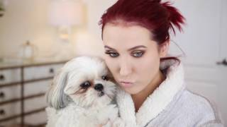 Chit Chat Get Ready With Me   Fall Vibes   Jaclyn Hill