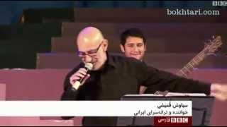 Concert SIAVASH GHOMAYSHI in Tajikistan (13.08.2013)