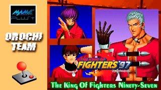 KOF 97 Arcade - Orochi Team
