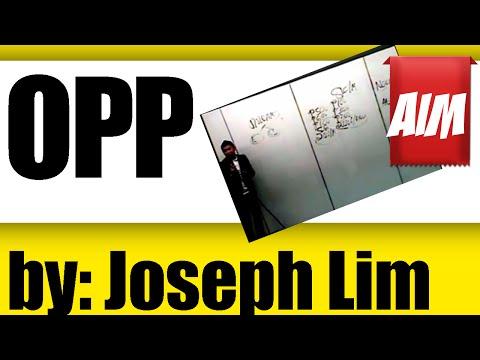 AIM GLOBAL OPP BY JOSEPH LIM