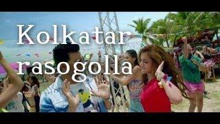 Kolkatar Rasogolla(cockpit) Dav, Koel, Full HD Video Song New Movie 2017