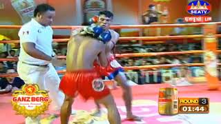 khmer Boxing, រិទ្ធ ប្រាក់ប៉ិន ប៉ះ ម៉ន ភារម្យ  Kun Khmer Boxing SeaTv Boxing