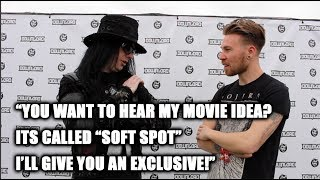 TheMetalTris   If Wednesday 13 made a Horror movie, what would it be? (Download 2017)
