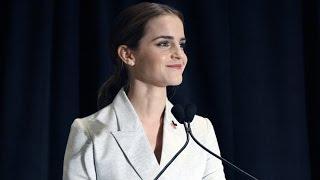 Mujeres Construyendo Historia - (080) Discurso de Emma Watson para He For She