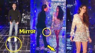 Tiger Shroff Saves Girlfriend Disha Patani From WARDROBE MALFUNCTION In Public