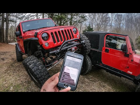 Xxx Mp4 Jeep Wrangler Programmer Phone App Every JK Owners Needs This 3gp Sex