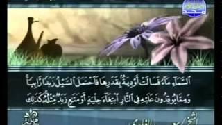 القرآن الكريم كاملا الجزء الثالث عشر  (13) بصوت الشيخ سعد الغامدي