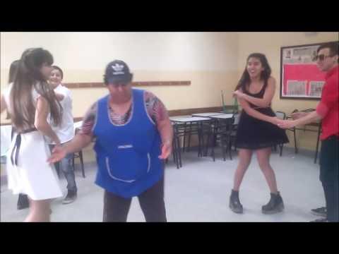 Centro de Educación Técnica N°20 Intertribus 2016 Video playback Tribu 1