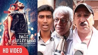Half Girlfriend Public Movie Review | Movie Review | Shraddha Kapoor, Arjun Kapoor