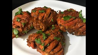 Tandoori Chicken Made Without Oven/BBQ easy recipe with basic ingredients (Eid Special)