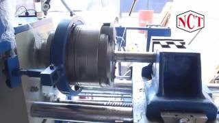 Automatic Pipe Threading Machine For Tube Mills GI Pipe,Erw Pipe By National Cutting Tools HD
