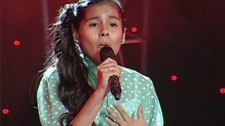 Audiciones a ciegas - Programa 2 - Francesca - La Voz Kids Perú - Temporada 1