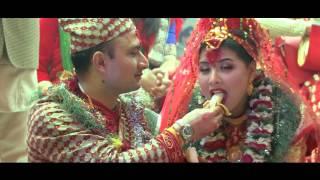 Parelima |1974 AD | Cover | Gaurav |Nepali Wedding Highlights | Susil & Anu | Studio Kusal