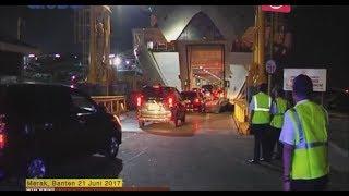 [Info Mudik] Antrian Kendaraan MUlai Terjadi di Pelabuhan Merak - BIP 22/06