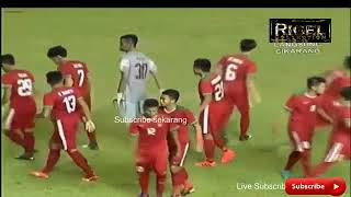 Siaran ulang timnas u-19 indonesia vs thailand u-19