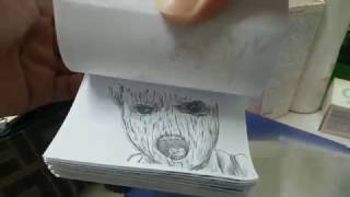 [Flipbook] Guardians of the Galaxy - i'm groot!!!