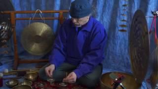 Chakra Meditation/Improvisation~Antique Tingshas & Gongs~30 min.~