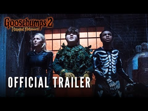 Xxx Mp4 GOOSEBUMPS 2 HAUNTED HALLOWEEN Official Trailer HD 3gp Sex