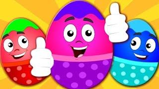 mystery eggs song | original songs | surprise eggs | nursery rhymes