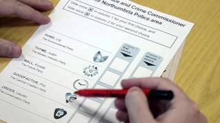 Voting by post