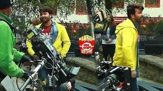 ছয় ভিলেন কে একাই কাত করল সাকিব ||shakib khan video |movie stuntman | Bhaijaan Elo Re