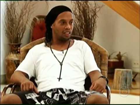 Origens História de Ronaldinho Gaúcho HD REPORTAGEM EXIBIDA EM 05 05 2013