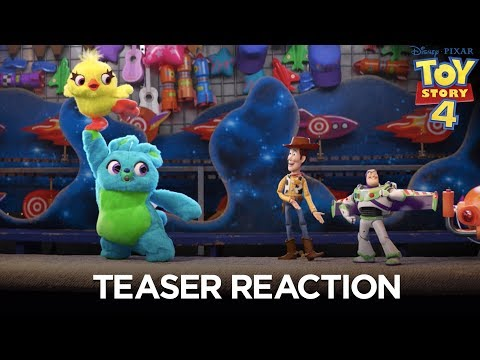 Xxx Mp4 Toy Story 4 Teaser Trailer Reaction 3gp Sex