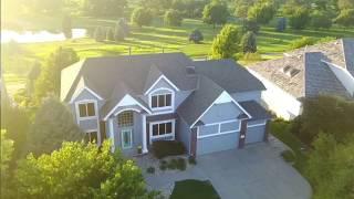 4102 N 195th, Elkhorn NE 68022 Aerial Footage