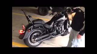2016 HD Fat Boy S with Vance & Hines 3