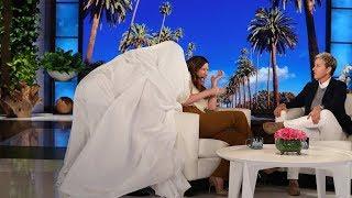 Kathryn Hahn Gets a Pre-Halloween Scare