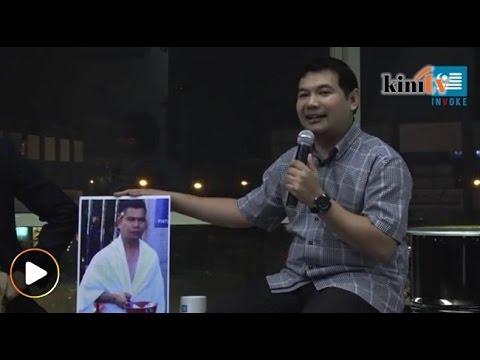 Kerana bertuala, Jamal 'muncul' dalam program INVOKE Malaysia