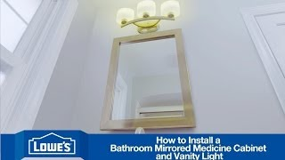 Bathroom Mirrors With Lights In Them Video 3GP Mp4 FLV HD Download