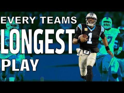 Xxx Mp4 Every Team S Longest Play Of The 2017 Season NFL Highlights 3gp Sex