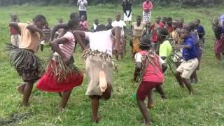 Traditional Dance   Muhanga Modern Primary School   Kabale District