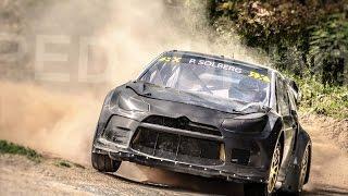 World Rallycross RX Championship 2016 Montalegre Test (Pure Sound) HD
