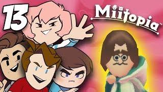 Miitopia: Lonesome Ross - PART 13 - Grumpcade (ft. Jimmy Whetzel, Commander Holly, & Matt)