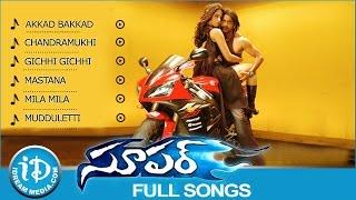 Super Movie Songs || Juke Box || Nagarjuna - Ayesha Takia - Anushka Shetty || Sandeep Chowta Songs