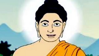Gautam Buddha's Life Animated Hindi Song