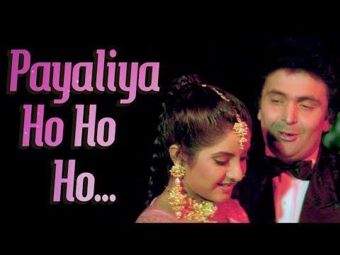 Xxx Mp4 Payaliyan Oh Ho Ho Ho HD Deewana Song Rishi Kapoor Divya Bharti Filmigaane 90 S Love Song 3gp Sex