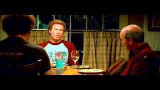 Stepbrothers Funny Dinner Scene