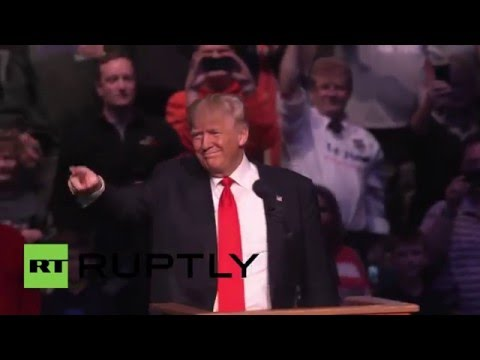 USA: China RAPES our country, says Trump about US-China trade deficit