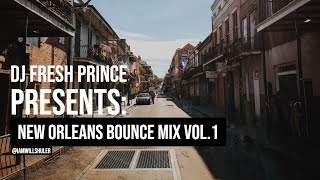 New Orleans Bounce Mix 2016