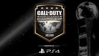 2018 Call of Duty World League Championship Presented by PlayStation 4 - Championship Sunday