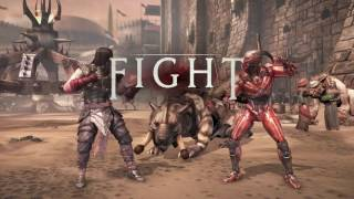 Mortal Kombat X - GOT MY ASS WHOOP ONLINE LOL