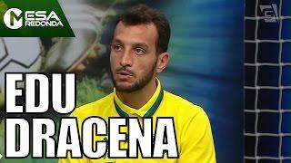 Edu Dracena fala sobre atual momento no Palmeiras - Mesa Redonda