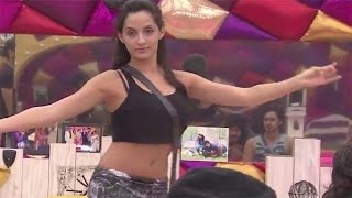 Bigg Boss Double Trouble | Nora's SENSUOUS Belly Dance In Bigg Boss House #BB9