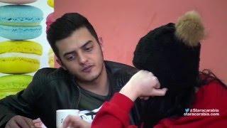 رافاييل جبور يعبر عن اشتياقه لـ حنان الخضر بعد الاكاديمية - ستار اكاديمي 11 - 25/01/2016